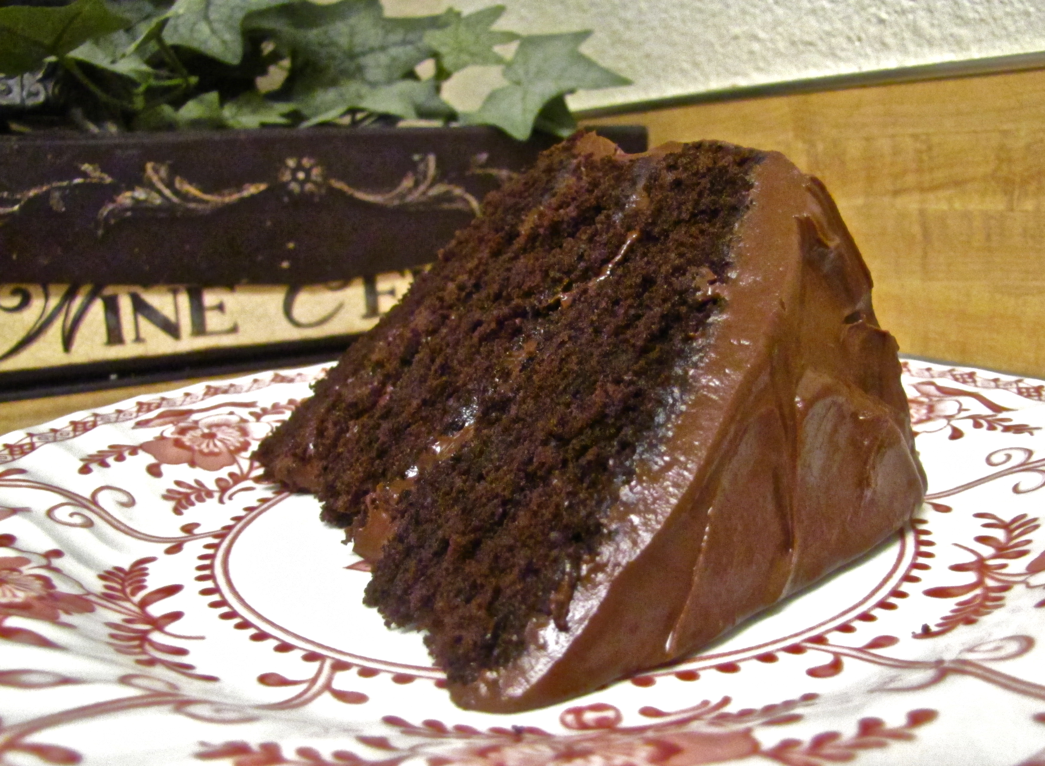 Albertsons chocolate cake