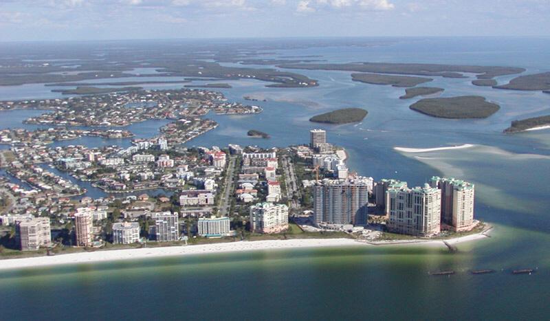 Gulf Temperature Marco Island Florida